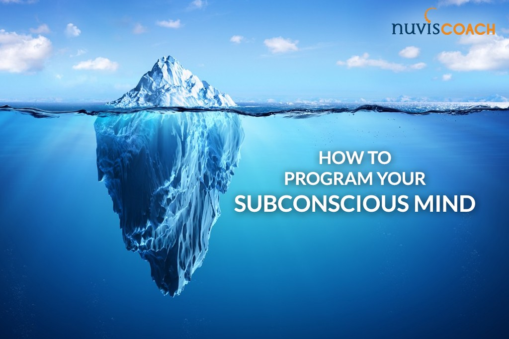 How To Program Your Subconscious Mind - NLP Training techniques