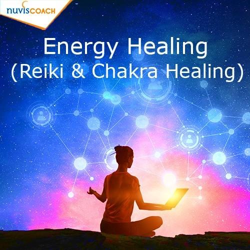 Energy Healing Reiki and Chakra Healing