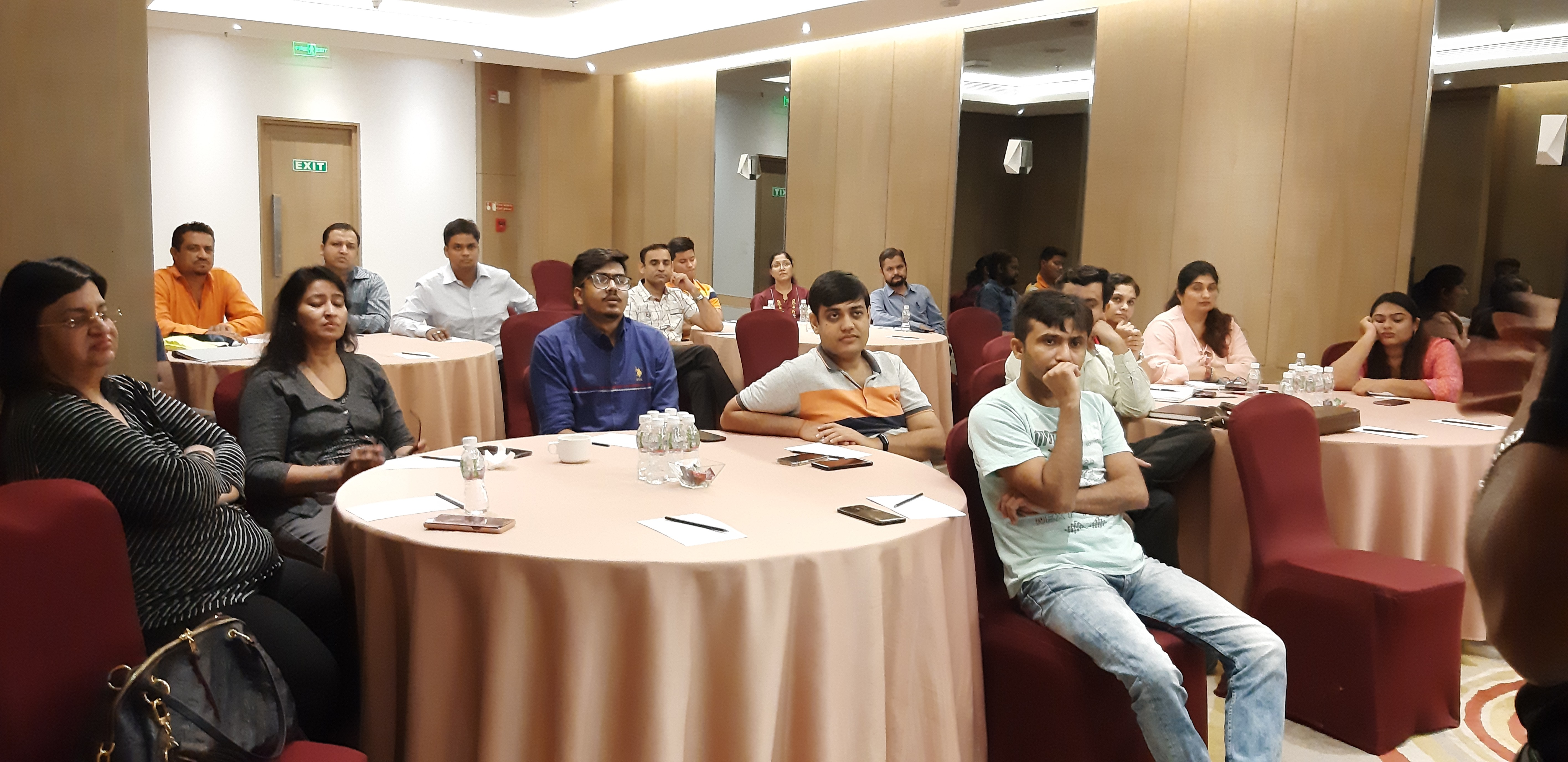 NLP Practitioner Workshop Ahmedabad