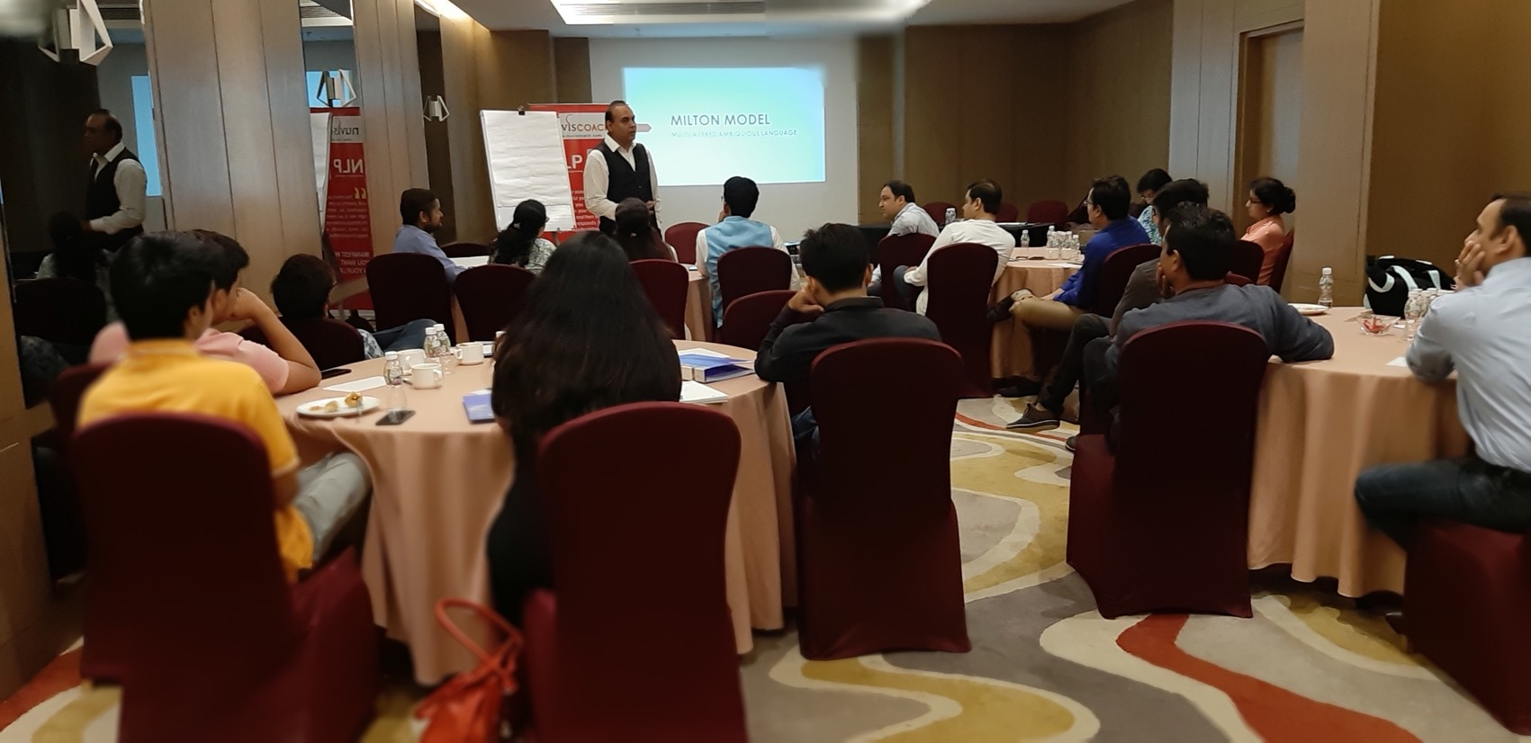 NLP Workshop at Ahmedabad, India