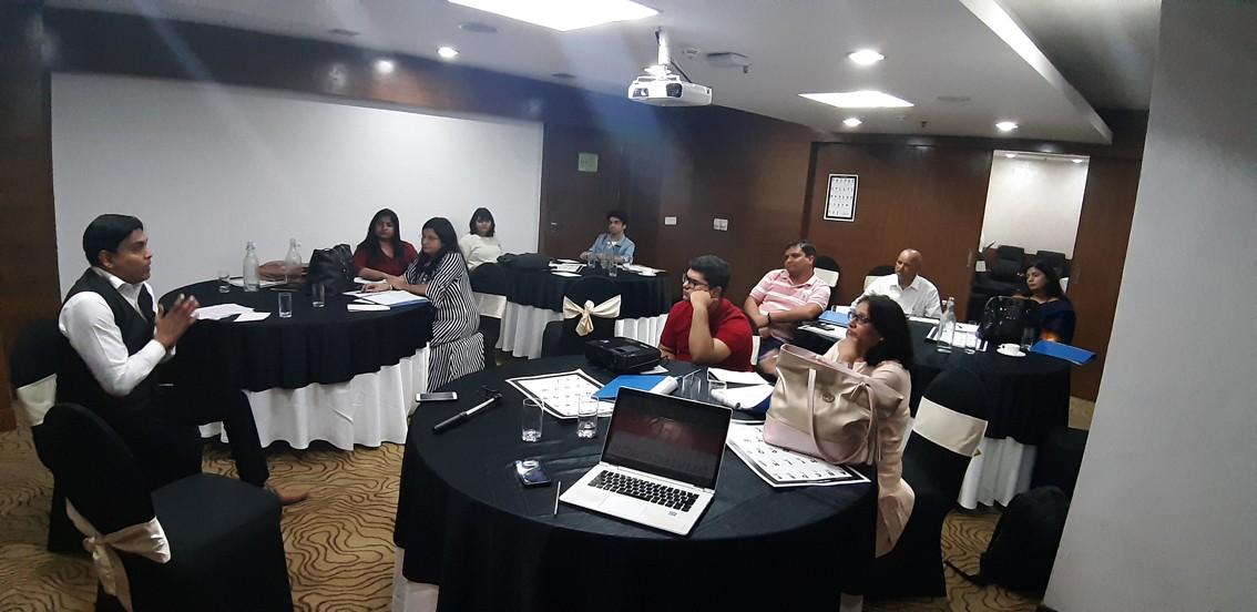 NLP workshop in Delhi