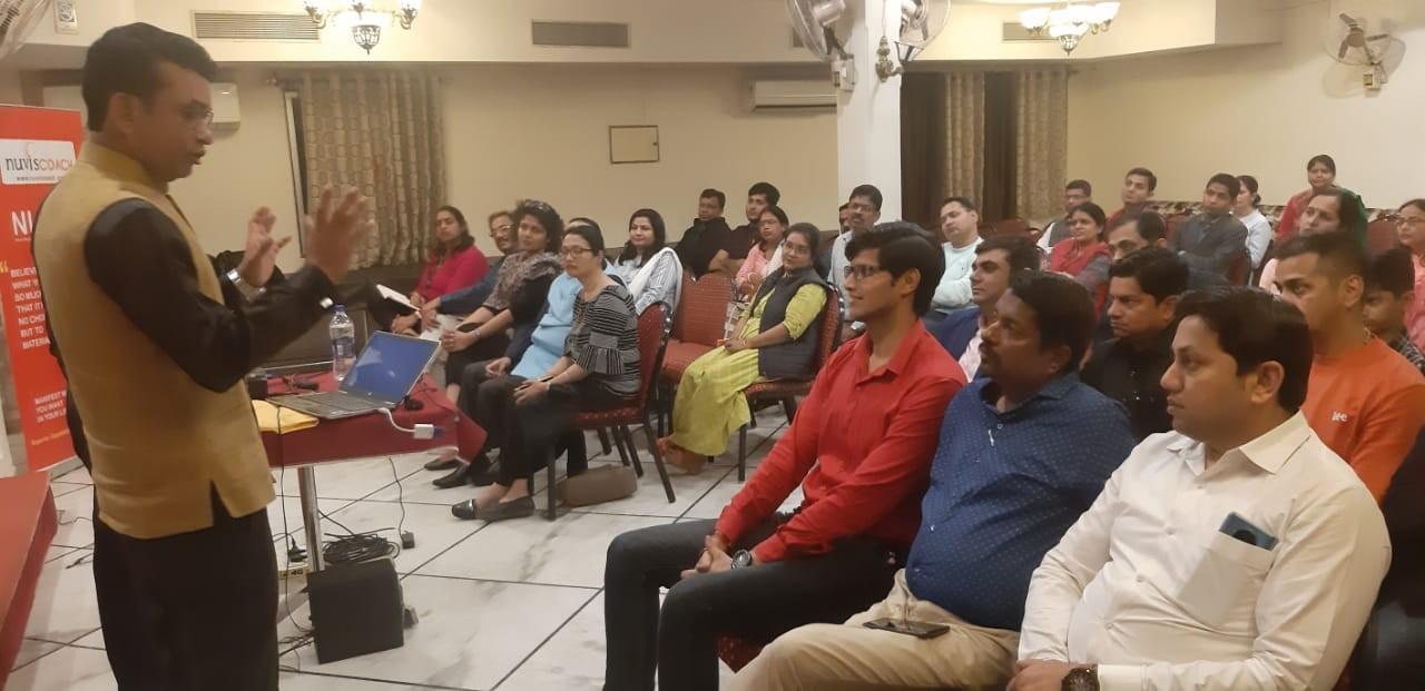 NLP PRACTITIONER WORKSHOP @Kota Rajasthan
