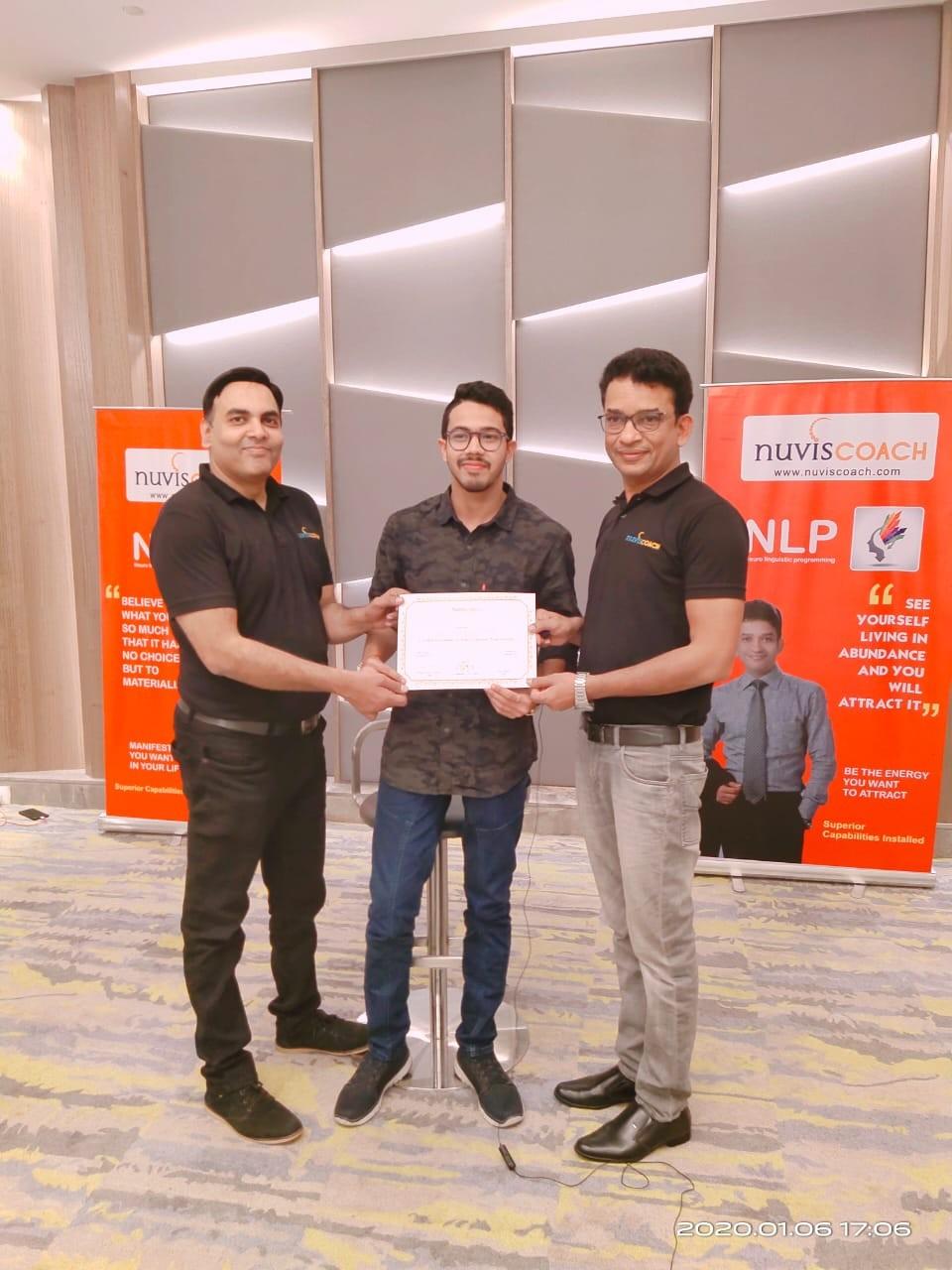 NLP Certification